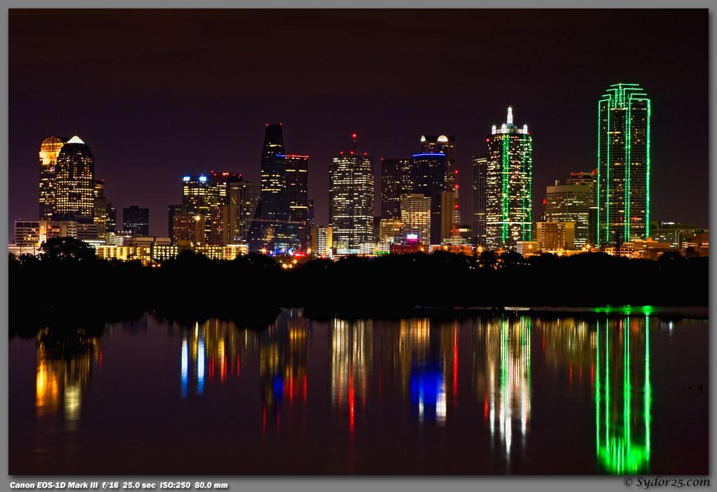 Skyline Competition Atlanta Vs Dallas Best Downtown