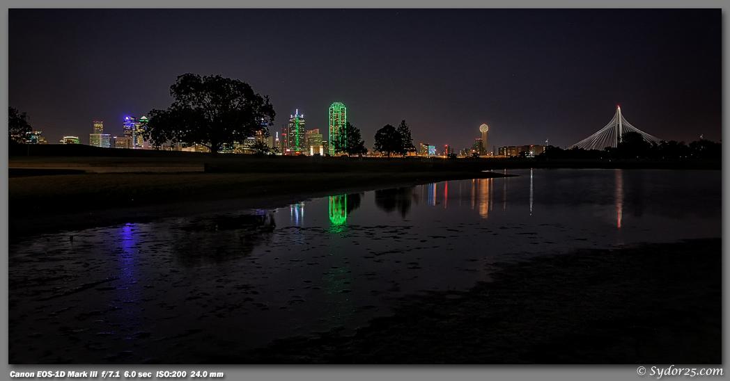 IMAGE: http://sydor25.com/Pictures/Dallas_Skyline_09.21.12-171_10x20.jpg