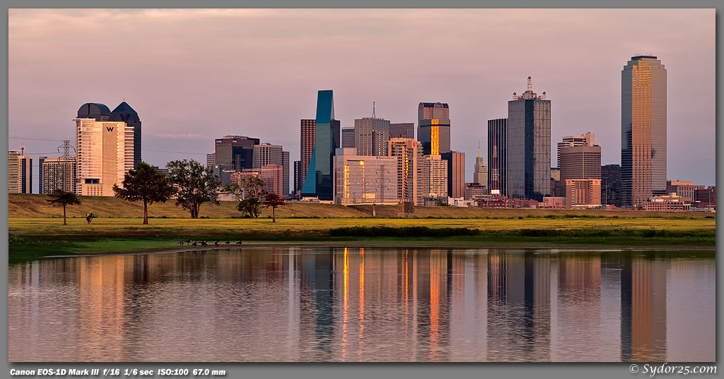 IMAGE: http://sydor25.com/Pictures/Dallas_Skyline_8.19.11-082_10x20.jpg
