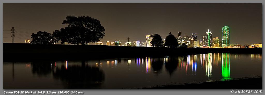 IMAGE: http://sydor25.com/Pictures/Dallas_Skyline_8.19.11-238_6x18.jpg